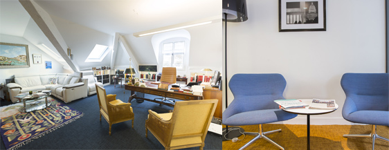 Cabinet Briard bureaux