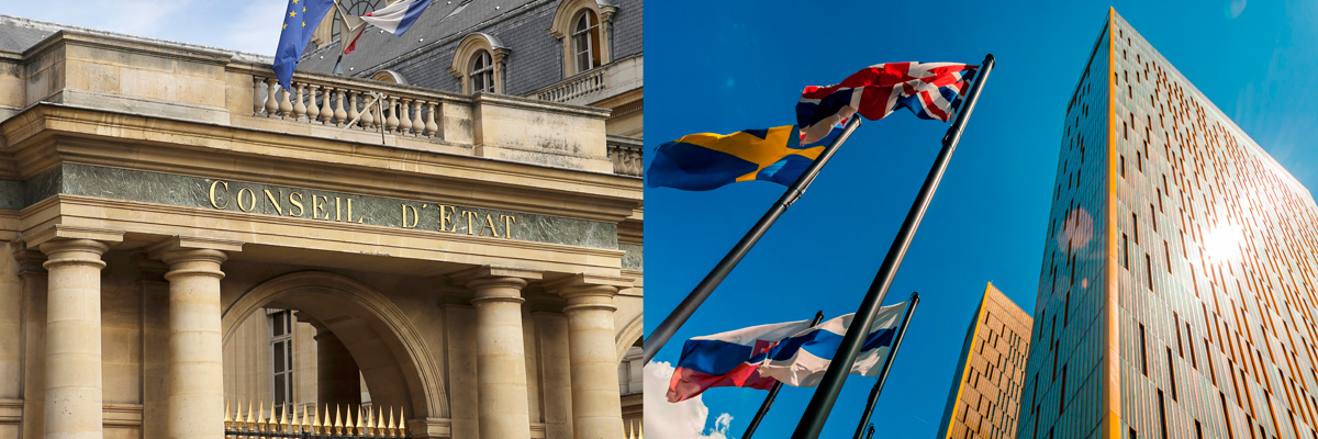 Conseil d'Etat devant la Cour de Justice de l'Union Européenne
