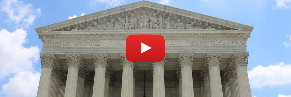 Donald TRUMP et la Cour suprême des Etats-Unis, interview de François-Henri BRIARD