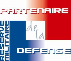 logo partenaire de la défense